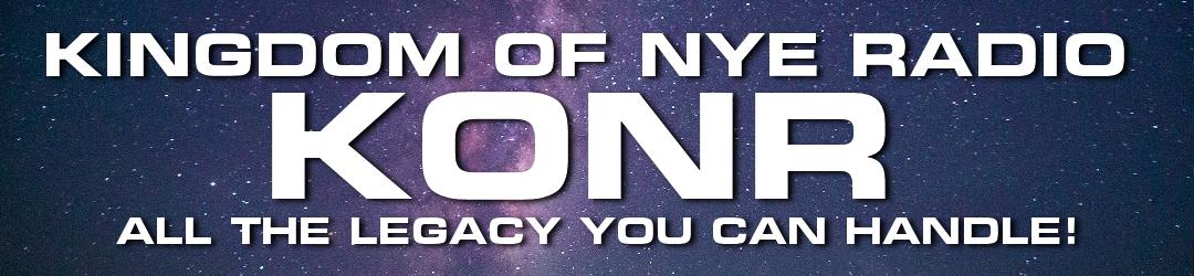 Kingdom Of Nye Radio – KONR