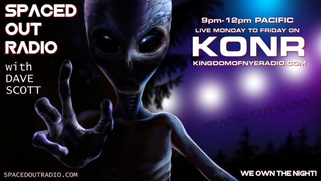 Spaced Out Radio on KONR