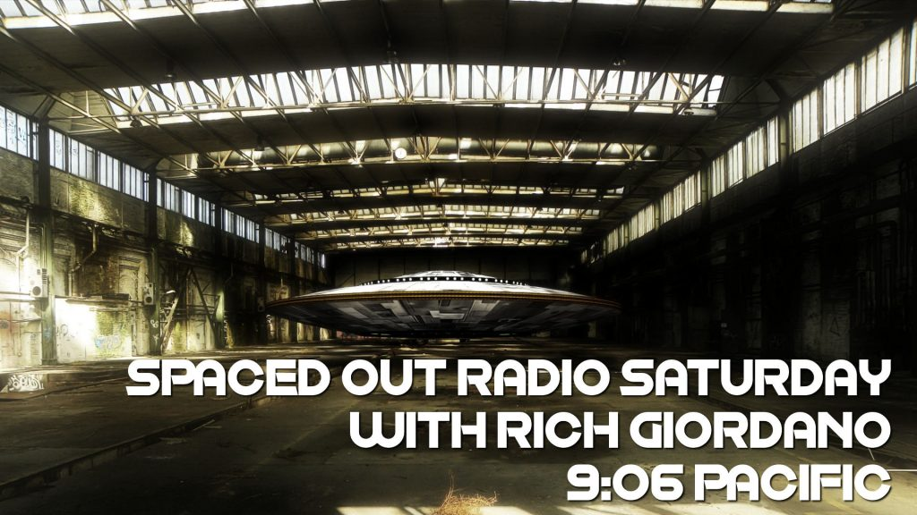 SPACED OUT RADIO SATURDAY